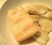 三文鱼饼的做法步骤2