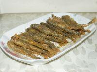 香煎多春鱼的做法步骤5