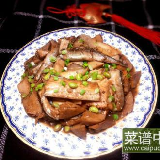 海鲜炖青豆