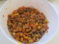 花样焖米饭的做法步骤13