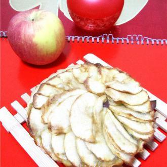 苹果草莓派