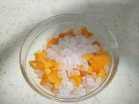 香草杏子果酱的做法步骤1