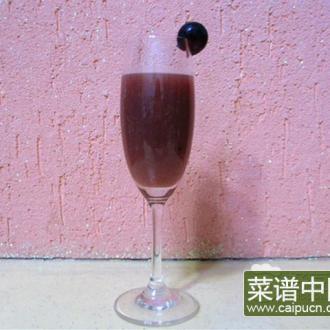 黑提芦柑汁