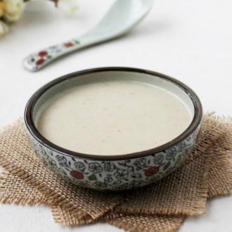 栗粉燕麦粥