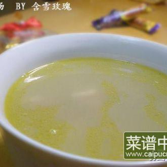 补钙排骨汤