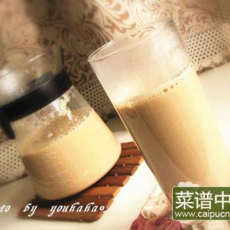 低脂鸳鸯奶茶