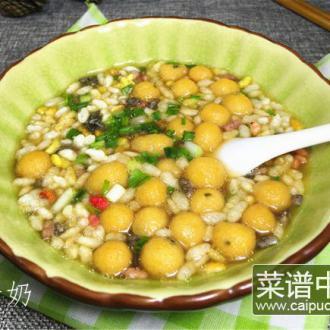三江侗族油茶