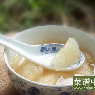 川贝冰糖梨