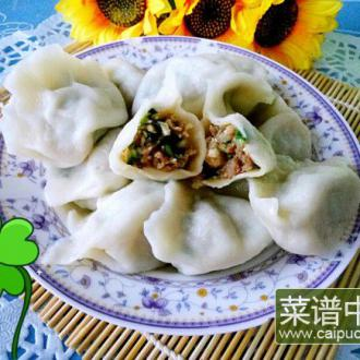 四鲜馅饺子