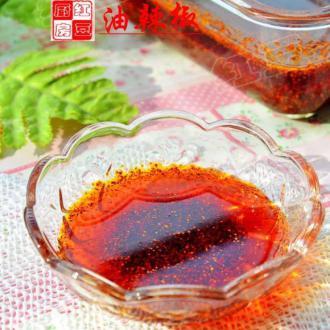 自制油辣椒