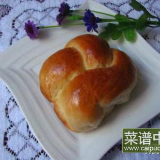 扭结小面包