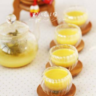 百香果绿菊茶