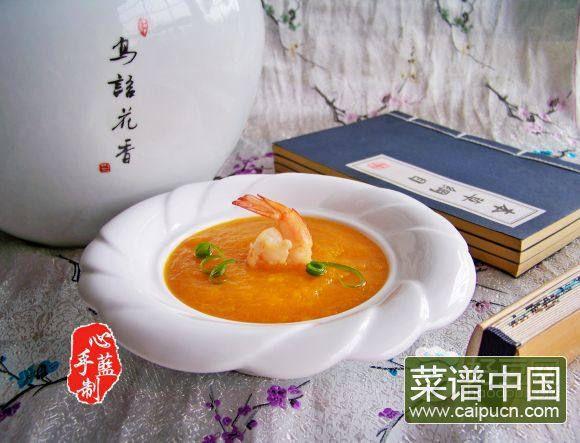 金汤凤尾虾
