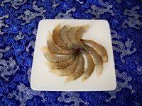 金汤凤尾虾的做法步骤2