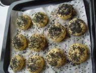 香菇核桃酥皮饼的做法步骤9