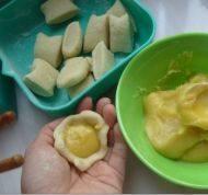香菇核桃酥皮饼的做法步骤6