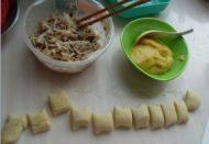 香菇核桃酥皮饼的做法步骤5