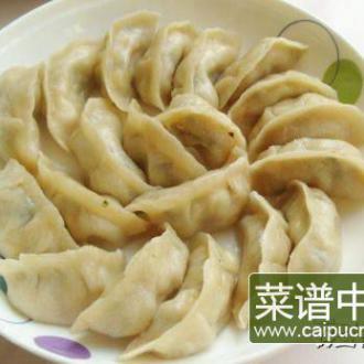 鸡肉香菇玉米蒸饺