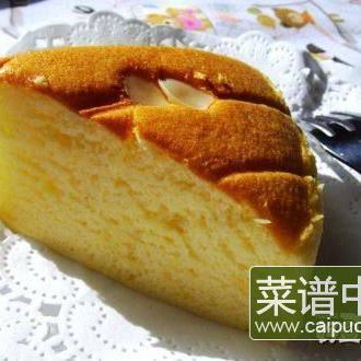 黄油酸奶蛋糕