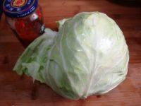 剁椒圆白菜