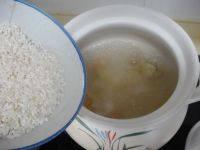 香芹海鲜粥的做法步骤8