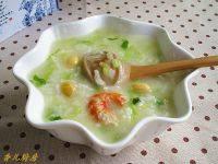 香芹海鲜粥的做法步骤15