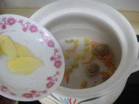 香芹海鲜粥的做法步骤5