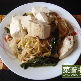 高汤炖杂菜