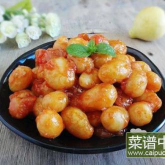 茄汁小土豆
