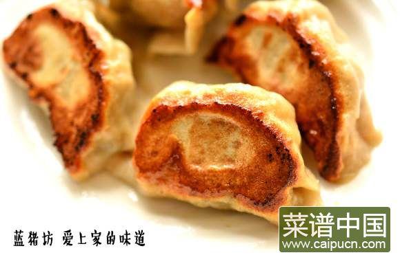 茴香煎饺#新鲜从这里开始#