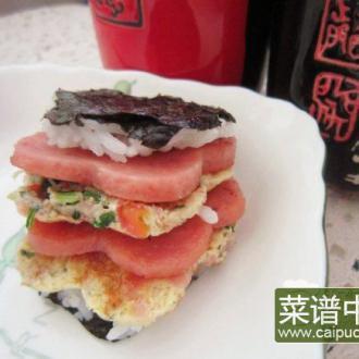 巨无霸寿司