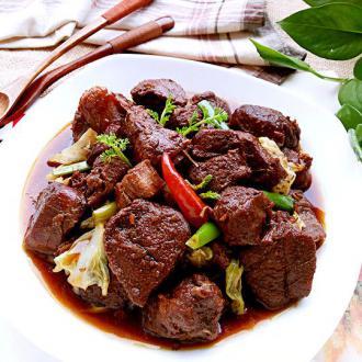启东风味羊肉