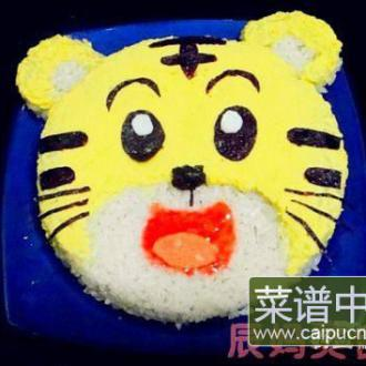 巧虎米饭(一)