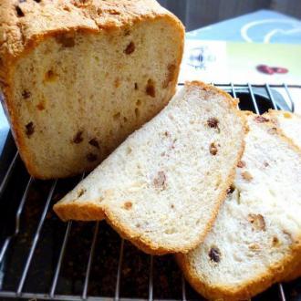 核桃酸奶面包