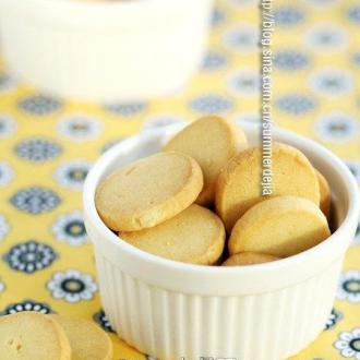 原味冰箱饼干