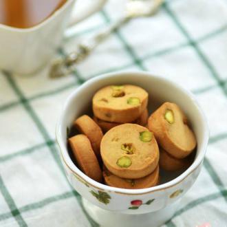 开心果蜂蜜脆饼