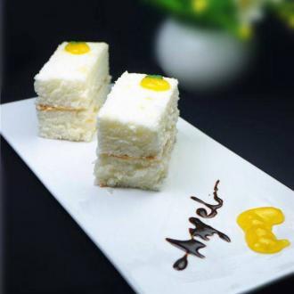 果酱天使蛋糕