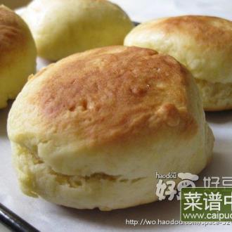 妈妈的小火烧(甜酥饼
