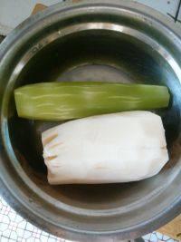 清炒莴苣藕片的做法步骤1