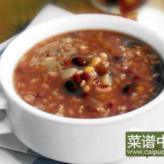 五豆糙米甜粥