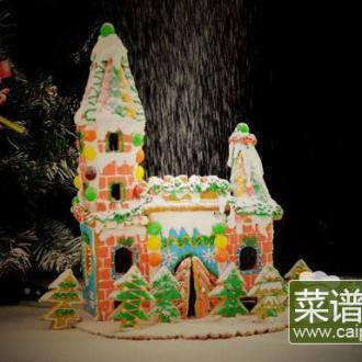 城堡姜饼屋