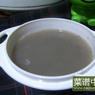 骨头双豆祛湿汤