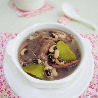 眉豆猪骨汤