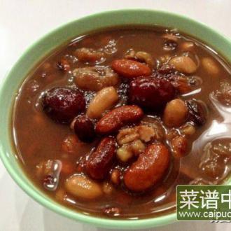 薏米杂豆粥