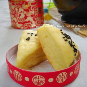 低糖蜂蜜松饼
