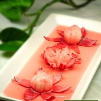 酸甜樱桃小萝卜