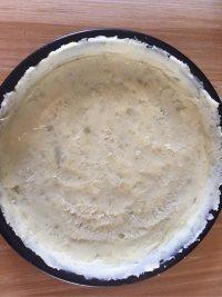 海鲜土豆意面披萨#百味来意面#的做法步骤17
