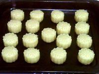 奶黄月饼的做法步骤25