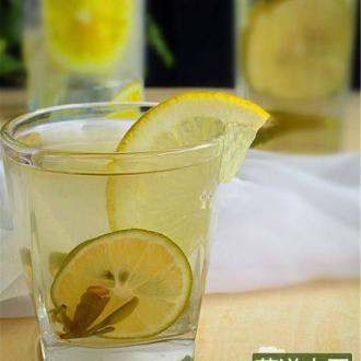 蜂蜜柠檬绿茶