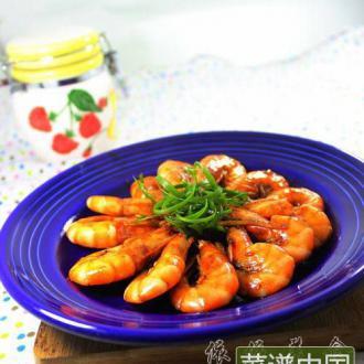 简单美味豉油虾